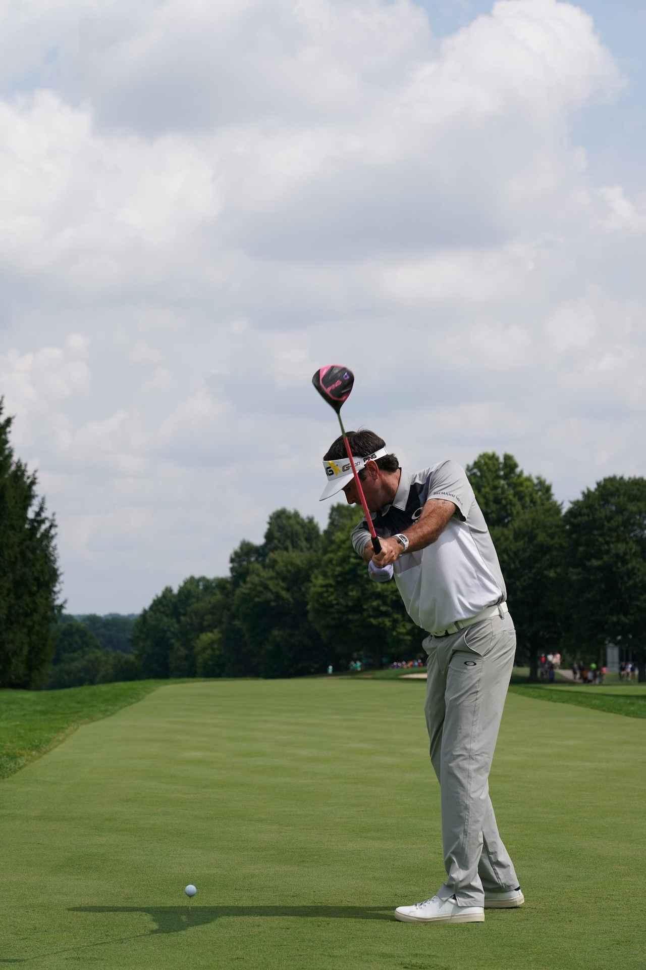 Images : 4番目の画像 - 強烈! バッバ・ワトソンのドライバーショット - みんなのゴルフダイジェスト