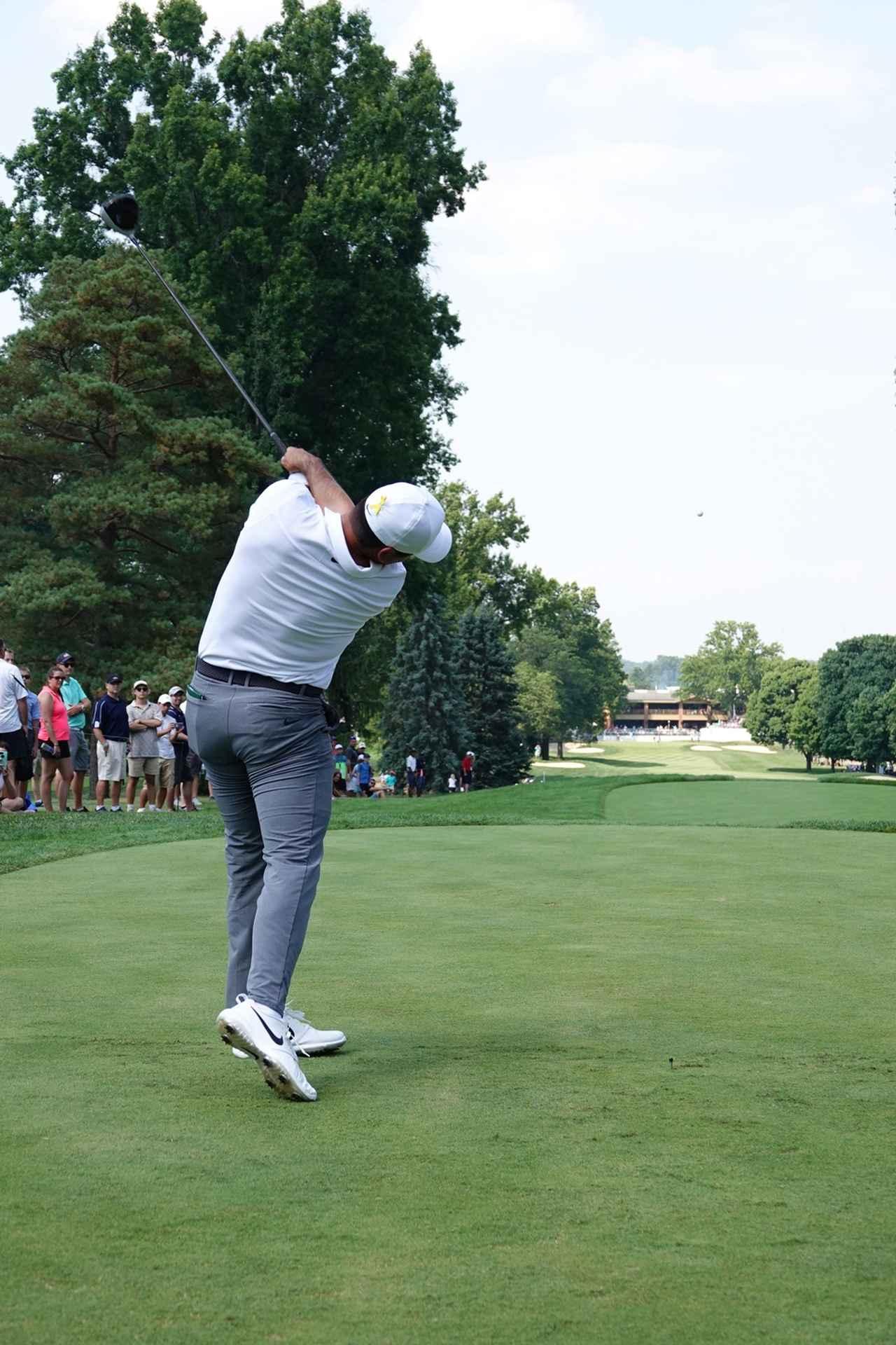 Images : 14番目の画像 - スウィング改造でフェードヒッターに!? ジェイソン・デイのドライバー連続写真 - みんなのゴルフダイジェスト