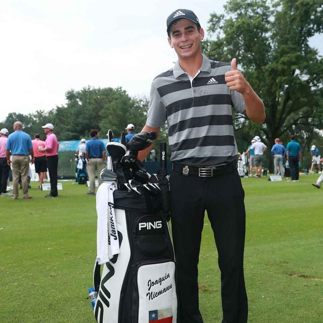 画像: 全米プロゴルフ選手権の注目選手、ホアキン・ニーマン