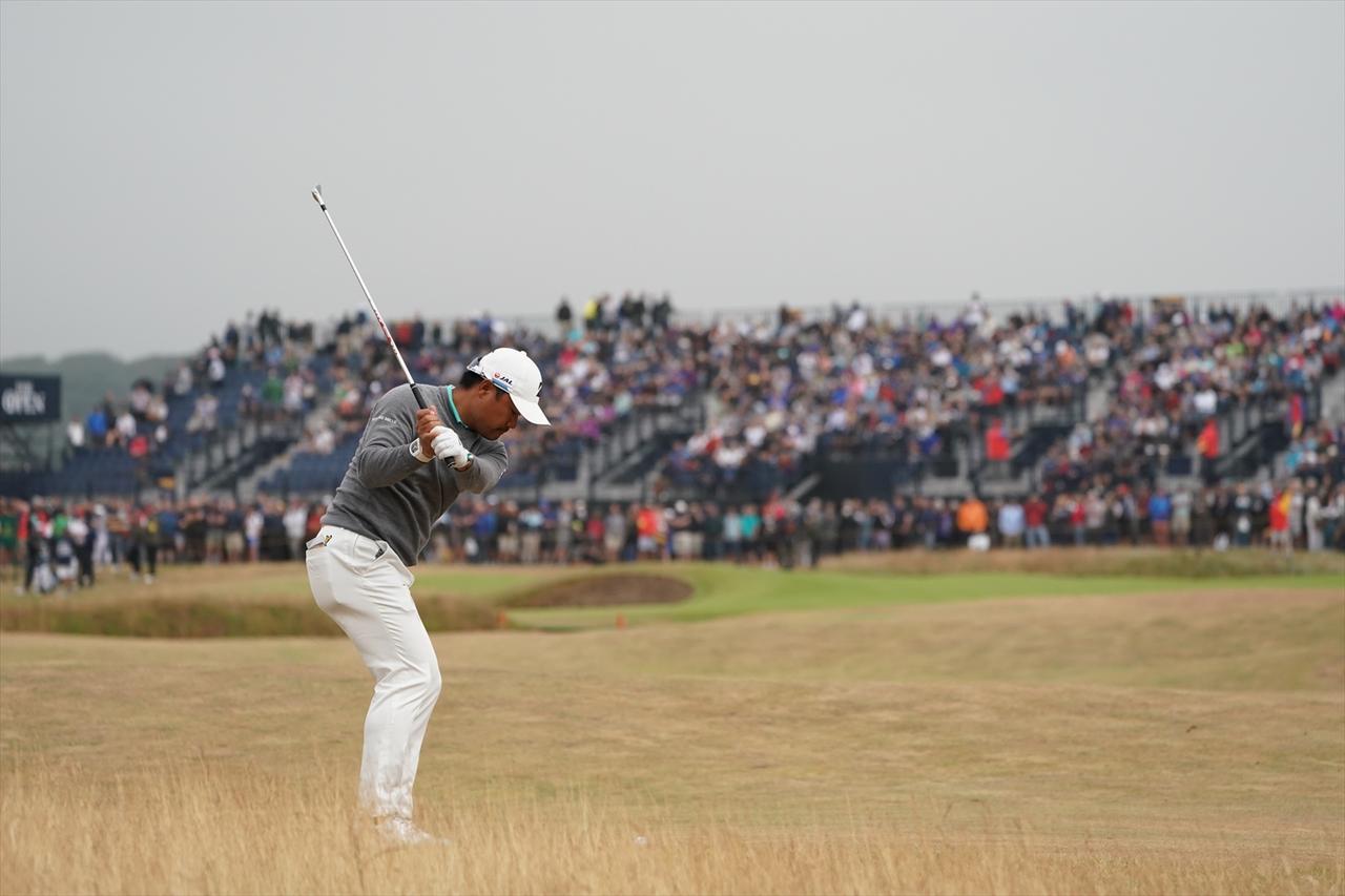 Images : 6番目の画像 - 宮里優作のアイアンショット連続写真 - みんなのゴルフダイジェスト