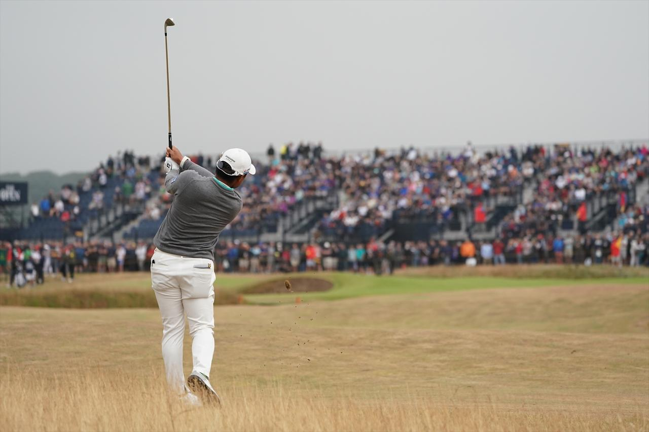 Images : 12番目の画像 - 宮里優作のアイアンショット連続写真 - みんなのゴルフダイジェスト