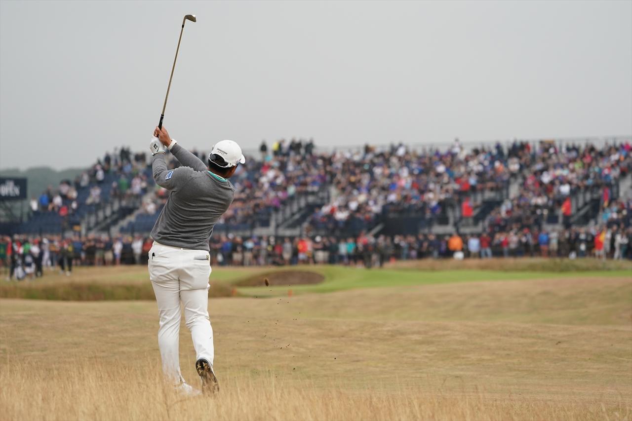 Images : 13番目の画像 - 宮里優作のアイアンショット連続写真 - みんなのゴルフダイジェスト