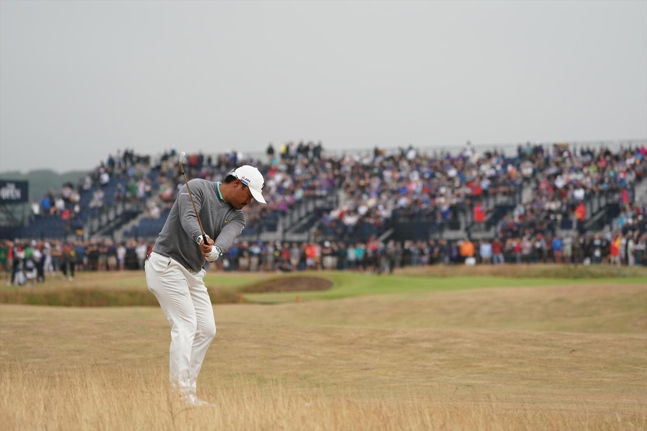 Images : 2番目の画像 - 宮里優作のアイアンショット連続写真 - みんなのゴルフダイジェスト