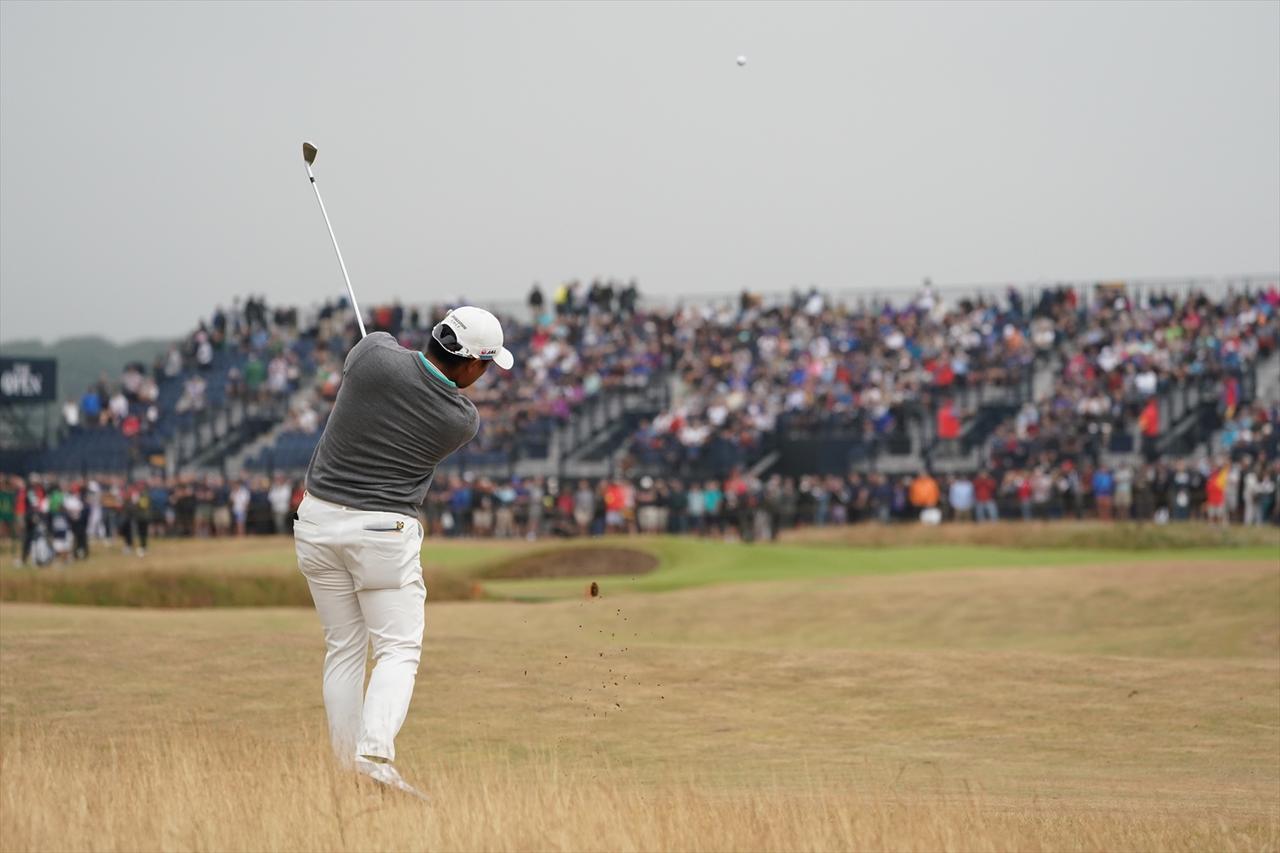 Images : 11番目の画像 - 宮里優作のアイアンショット連続写真 - みんなのゴルフダイジェスト