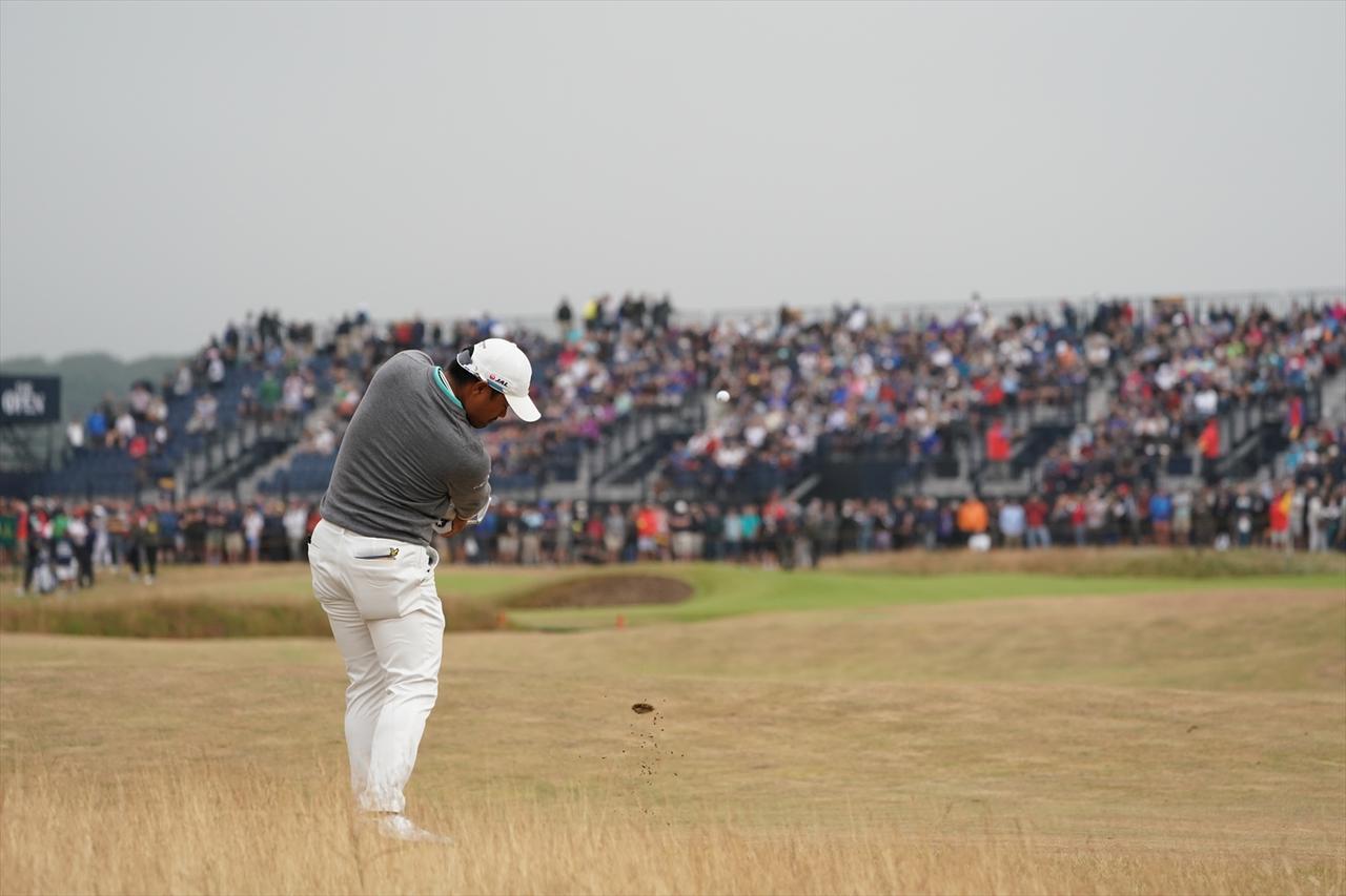 Images : 10番目の画像 - 宮里優作のアイアンショット連続写真 - みんなのゴルフダイジェスト