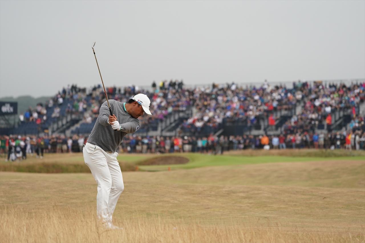 Images : 3番目の画像 - 宮里優作のアイアンショット連続写真 - みんなのゴルフダイジェスト