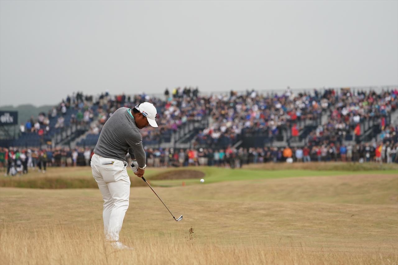 Images : 9番目の画像 - 宮里優作のアイアンショット連続写真 - みんなのゴルフダイジェスト
