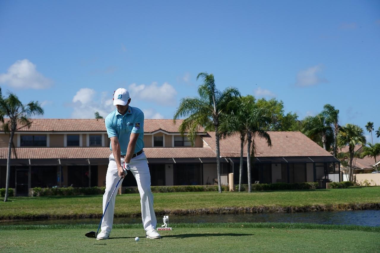 画像 : 2番目の画像 - ブラント・スネデカーのドライバー連続写真 - みんなのゴルフダイジェスト