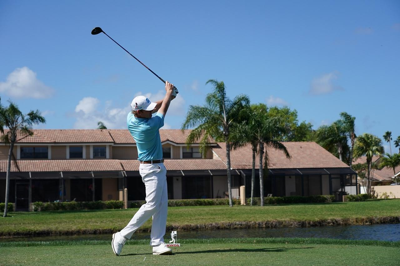 Images : 14番目の画像 - ブラント・スネデカーのドライバー連続写真 - みんなのゴルフダイジェスト