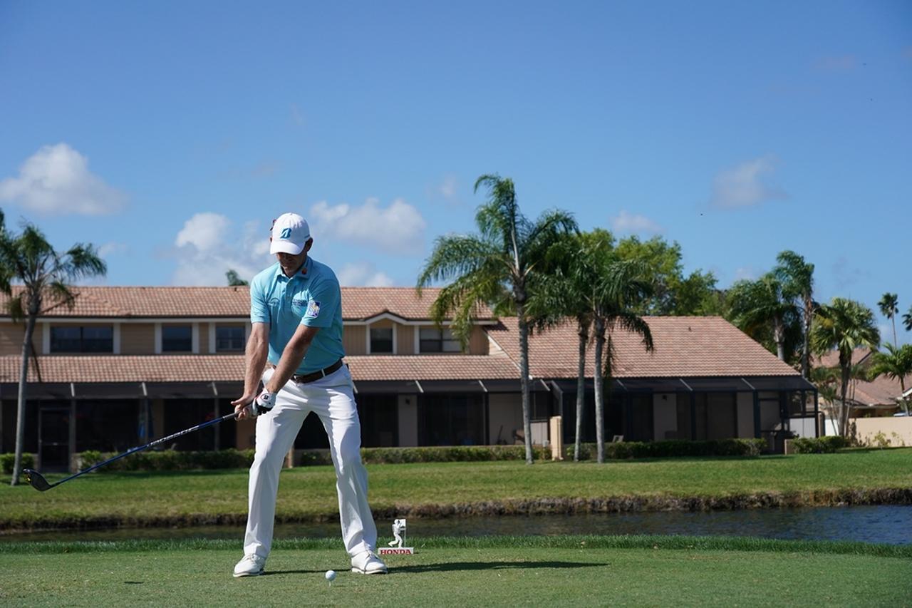 Images : 3番目の画像 - ブラント・スネデカーのドライバー連続写真 - みんなのゴルフダイジェスト