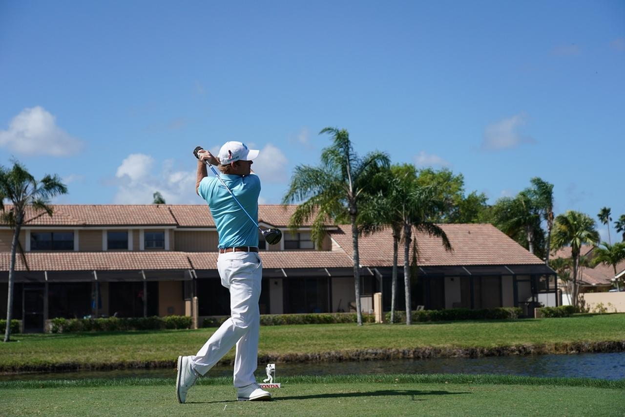 Images : 15番目の画像 - ブラント・スネデカーのドライバー連続写真 - みんなのゴルフダイジェスト