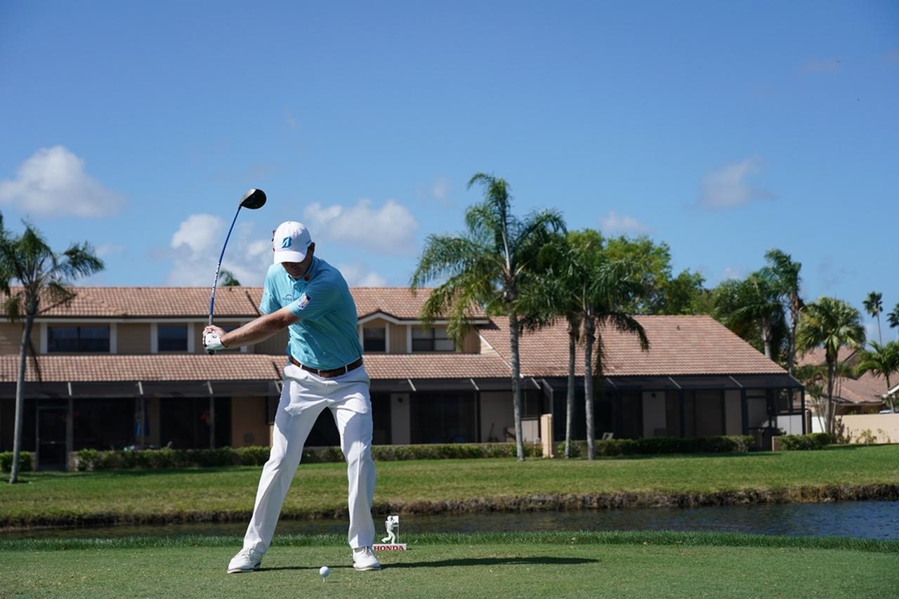 Images : 10番目の画像 - ブラント・スネデカーのドライバー連続写真 - みんなのゴルフダイジェスト