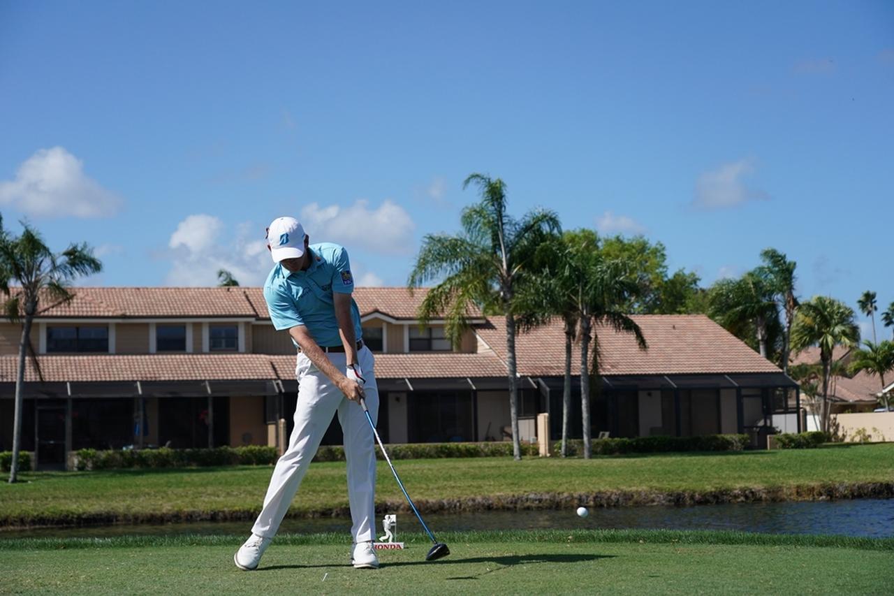 Images : 12番目の画像 - ブラント・スネデカーのドライバー連続写真 - みんなのゴルフダイジェスト