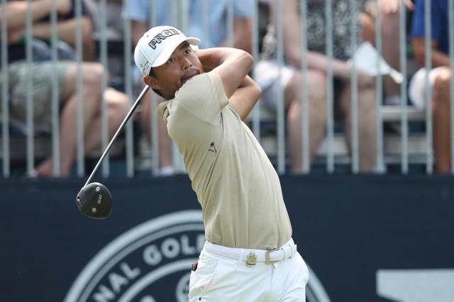 画像: 小平はプレーオフで活躍し、ルーキー・オブ・ザ・イヤーに選ばれることができるか(写真は2018年全米プロゴルフ選手権)