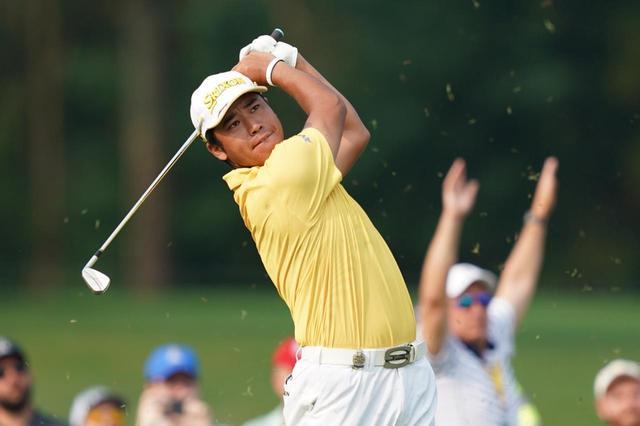 画像: 松山は5年連続ツアー選手権出場なるか(写真は2018年全米プロゴルフ選手権)