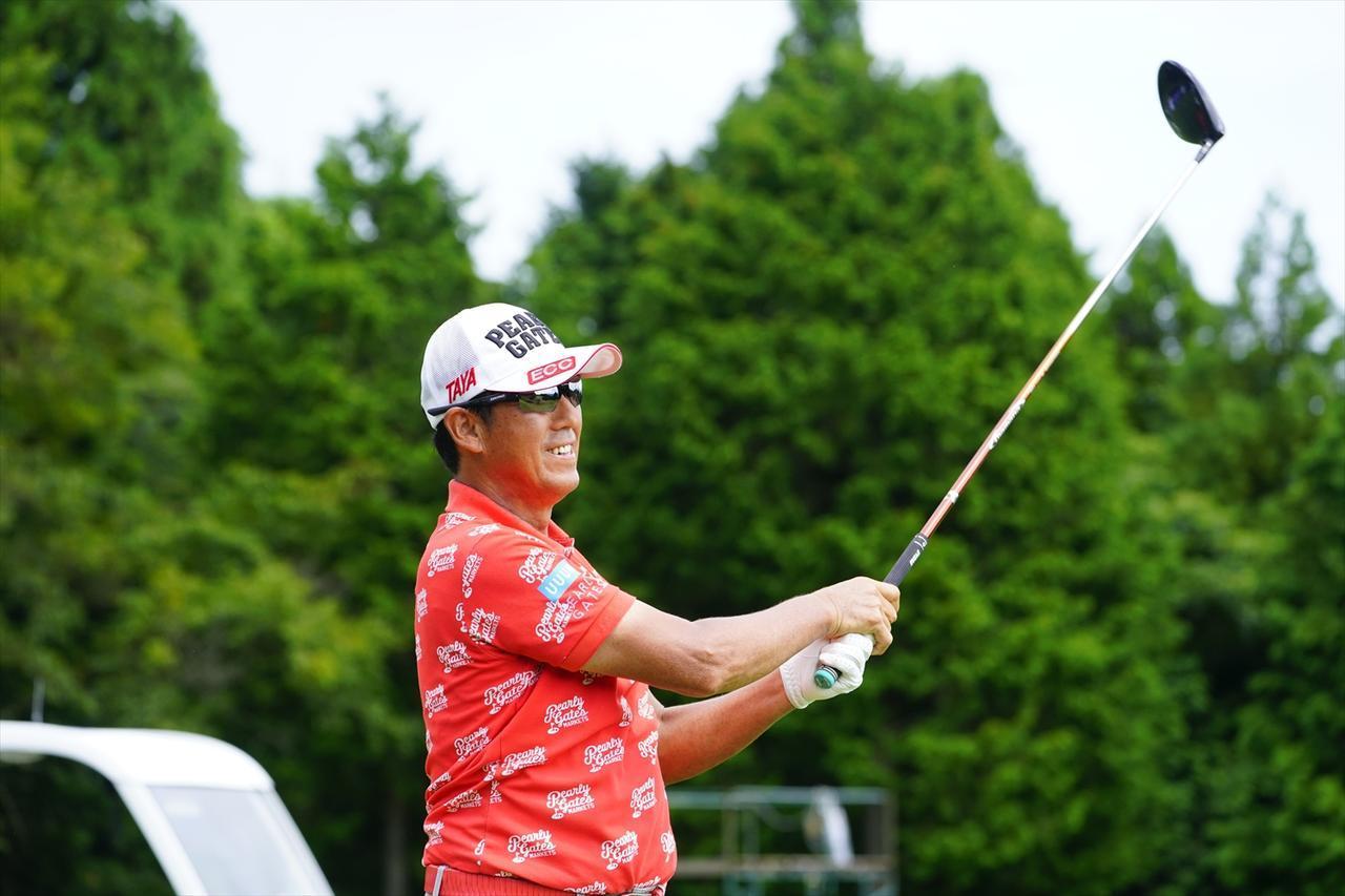 画像: レギュラーツアー参戦時代と特に変えていないという芹澤信雄