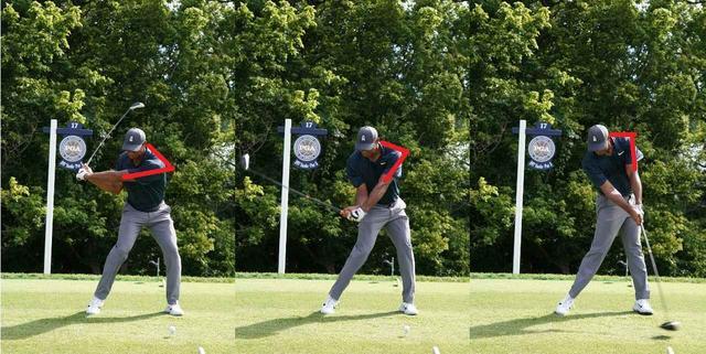 画像: 写真は2018年全米プロゴルフ選手権のタイガー・ウッズ(写真/姉崎正)