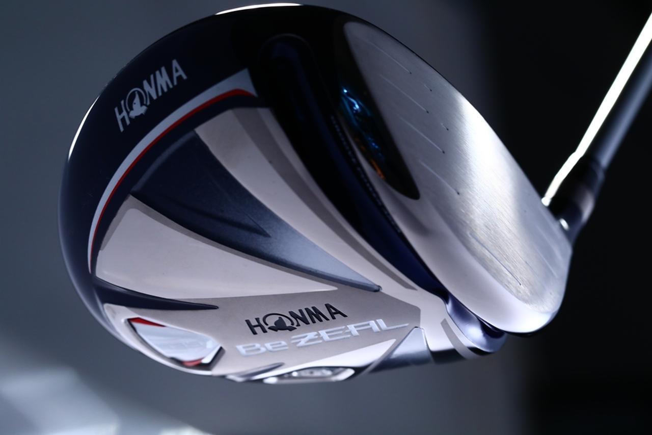 画像: 本間ゴルフ「ビジール535」ドライバーは重心角が25度であることを公表している