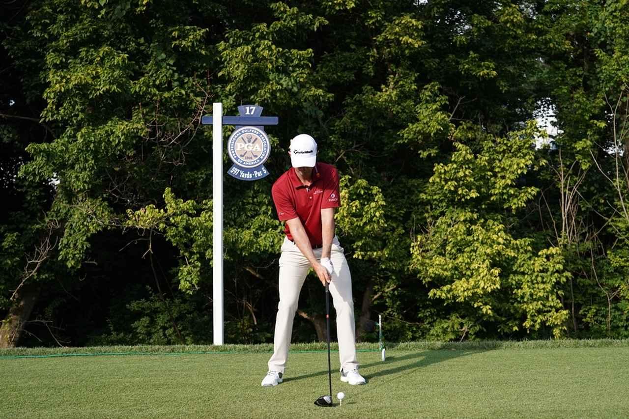 Images : 1番目の画像 - ジャスティン・ローズのドライバー連続写真 - みんなのゴルフダイジェスト