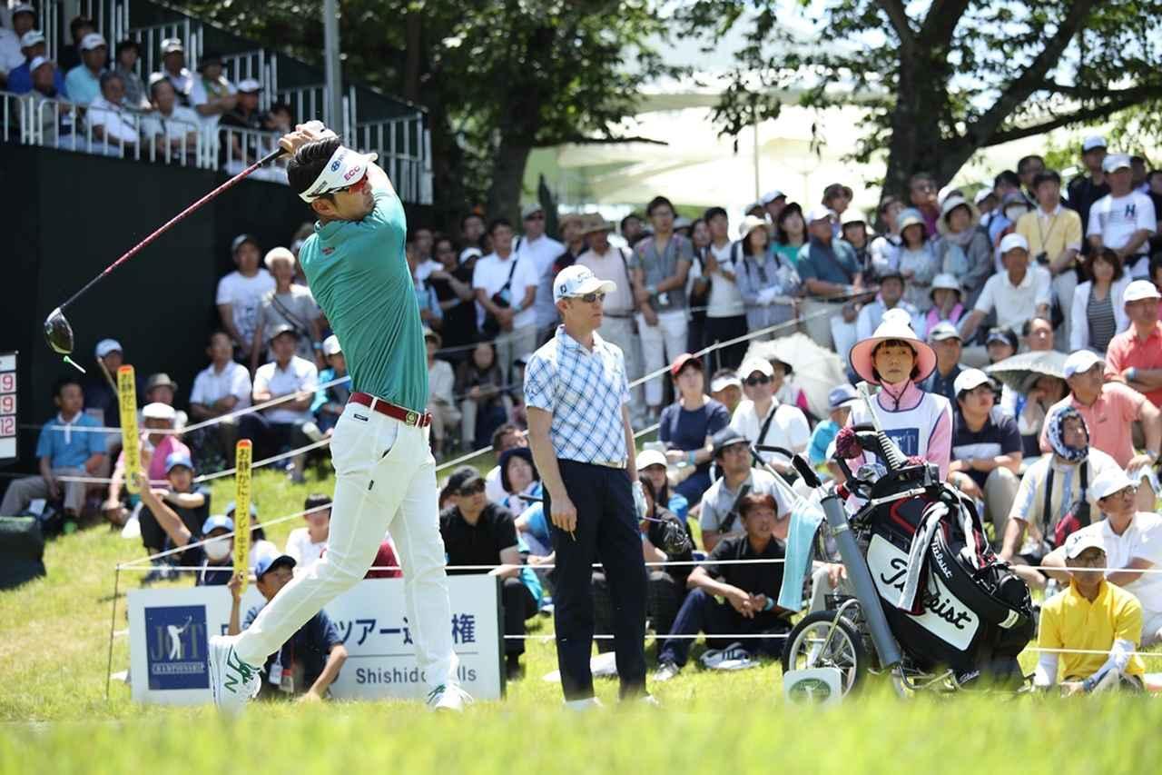 画像: 今年の日本ゴルフツアー選手権も佐藤信人がコースセッティングを担当した(写真は2018年の日本ゴルフツアー選手権 撮影/姉崎正)