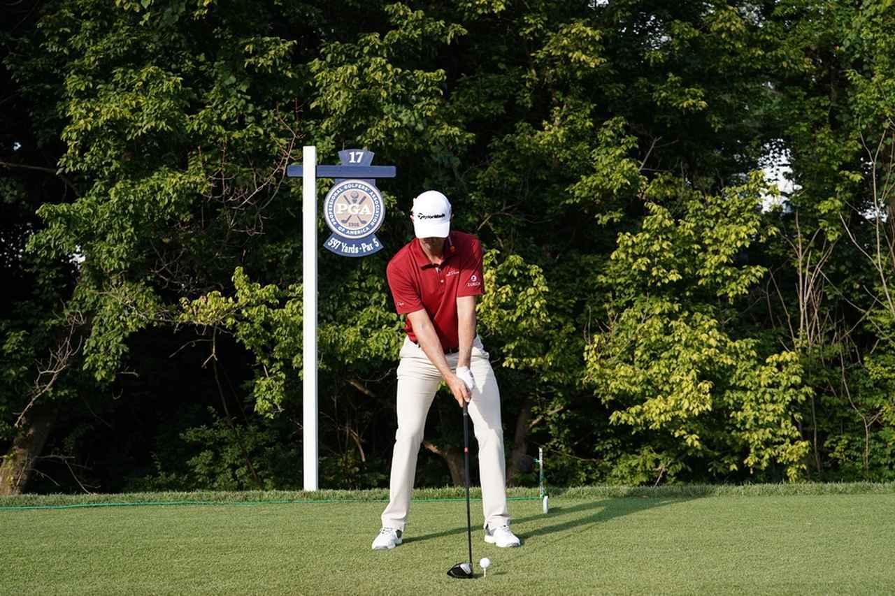 画像: 1番目の画像 - ジャスティン・ローズのドライバー連続写真 - みんなのゴルフダイジェスト