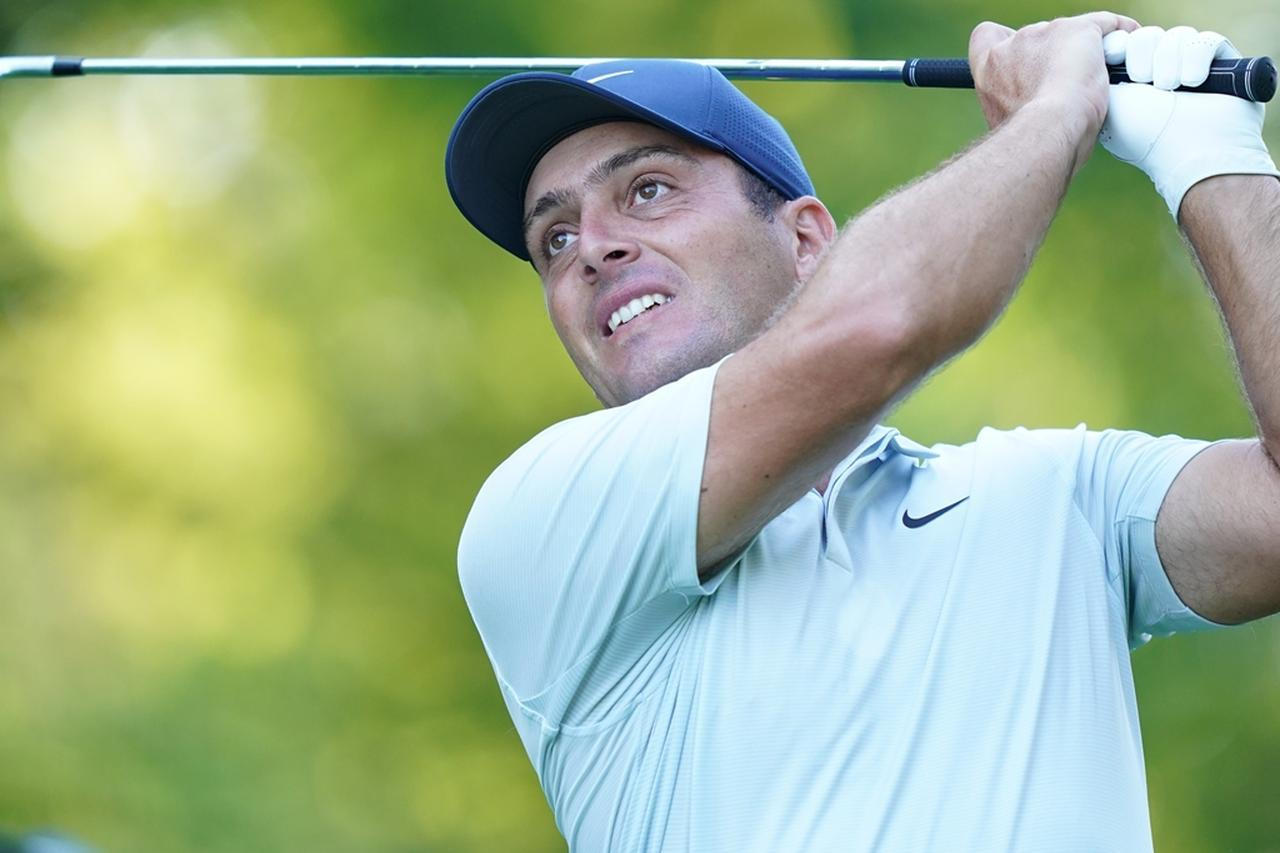 画像: 欧州代表としてライダーカップへの出場も決まっているフランチェスコ・モリナリ(写真は2018年の全米プロゴルフ選手権 撮影/姉崎正)