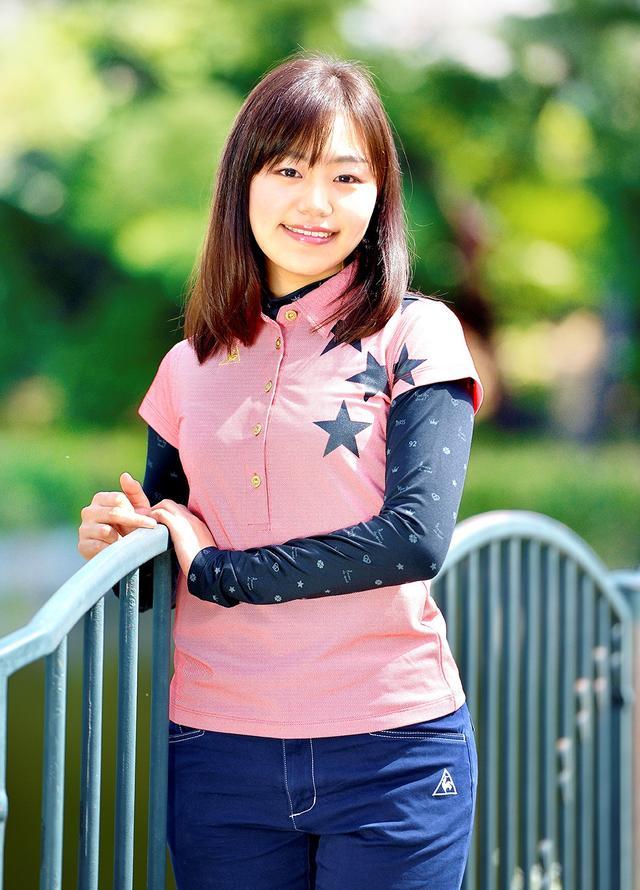 画像: 「好きなプロゴルファーは松山英樹プロです」