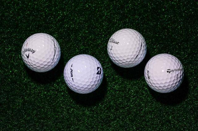 画像: ひとえにボールと言ってもその性能はまったく違う