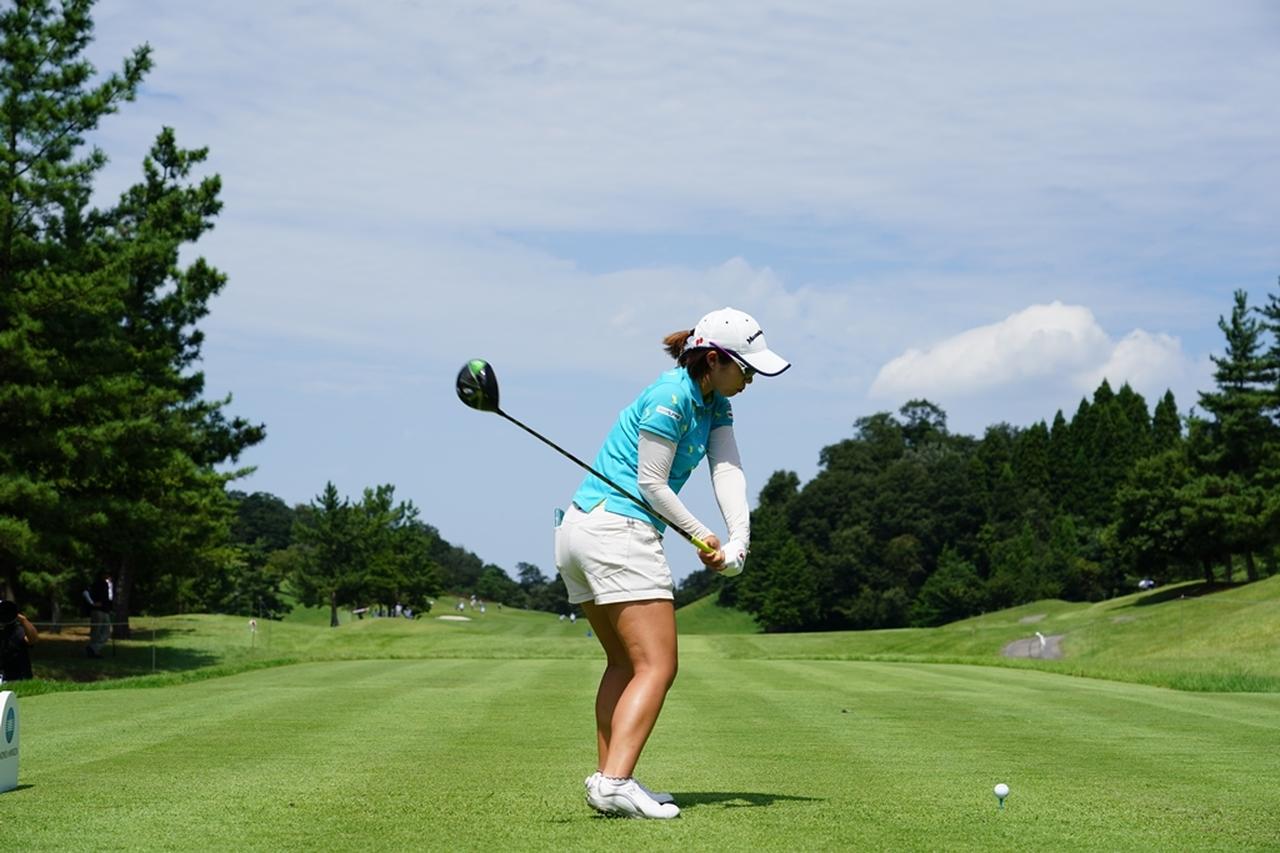 Images : 13番目の画像 - 大江香織のドライバー連続写真 - みんなのゴルフダイジェスト