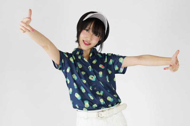 画像: ラッパーアイドルとして多忙な毎日を送るYUIKA。今でも少ない休みを使ってゴルフを楽しんでいる