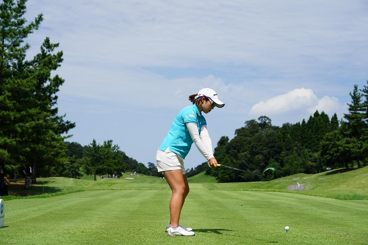 Images : 2番目の画像 - 大江香織のドライバー連続写真 - みんなのゴルフダイジェスト