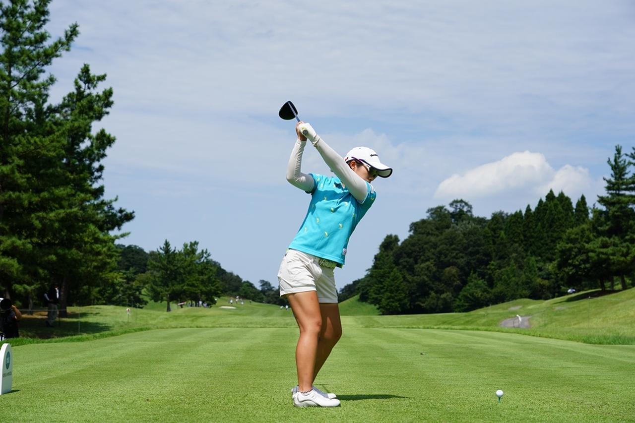 Images : 8番目の画像 - 大江香織のドライバー連続写真 - みんなのゴルフダイジェスト