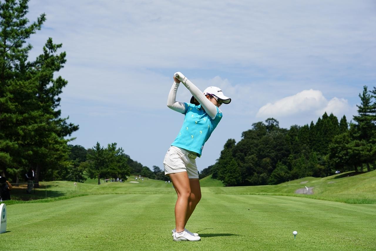 Images : 9番目の画像 - 大江香織のドライバー連続写真 - みんなのゴルフダイジェスト