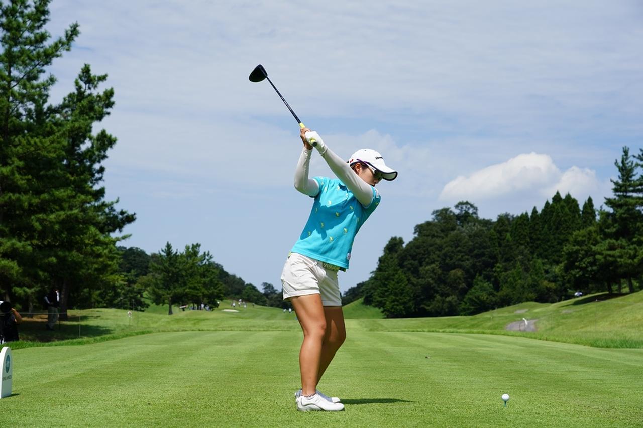 Images : 7番目の画像 - 大江香織のドライバー連続写真 - みんなのゴルフダイジェスト