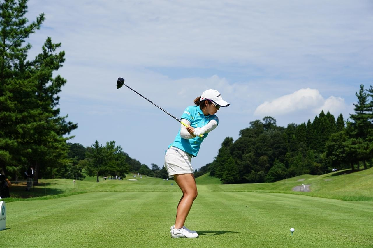 Images : 12番目の画像 - 大江香織のドライバー連続写真 - みんなのゴルフダイジェスト