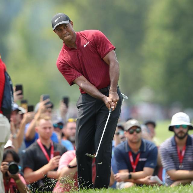 画像: アプローチは70.83%で1位で全盛期と遜色ない様子を見せた(写真は2018年の全米プロゴルフ選手権)