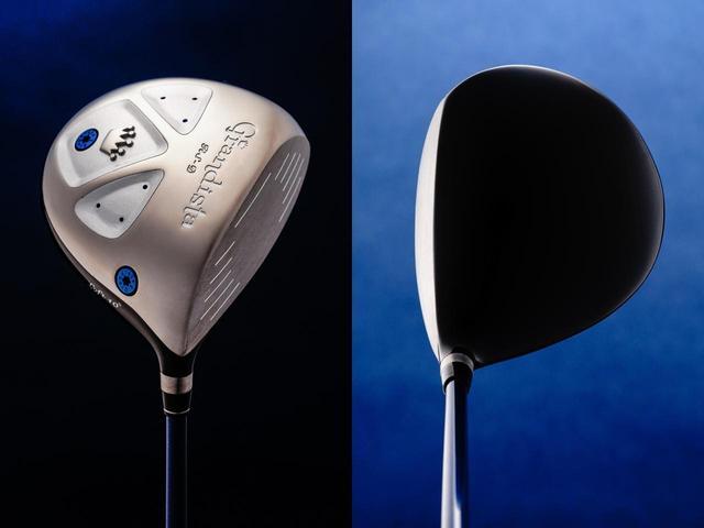 画像: シンプルだが存在感のあるソールデザイン。そして、構えたときの顔の良さ、シャープさはゴルフを知っている人ほど魅了されるだろう