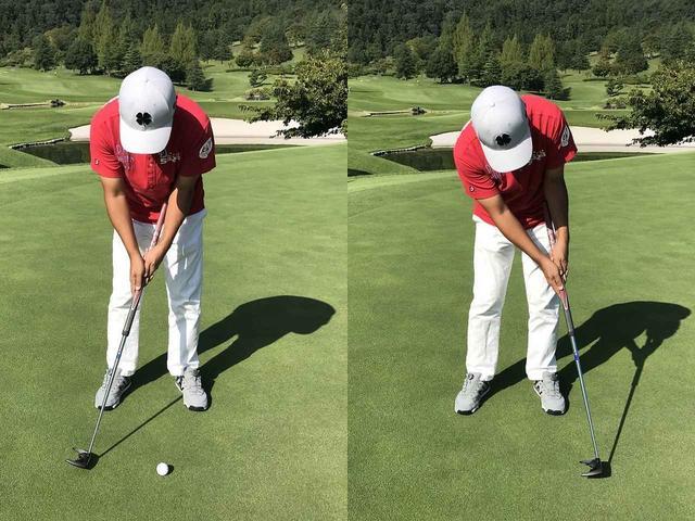 画像: 左手で方向を安定させ、右手で距離で合わせる。左右の手の役割分担が明確になるのがメリットだ