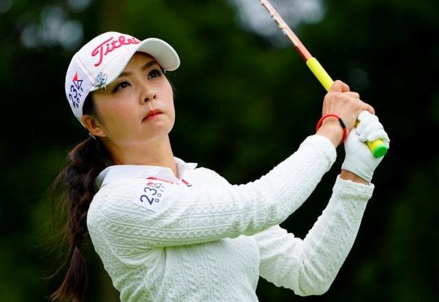 画像: 「日本女子オープン」で6年連続トップ10入りした菊地絵里香