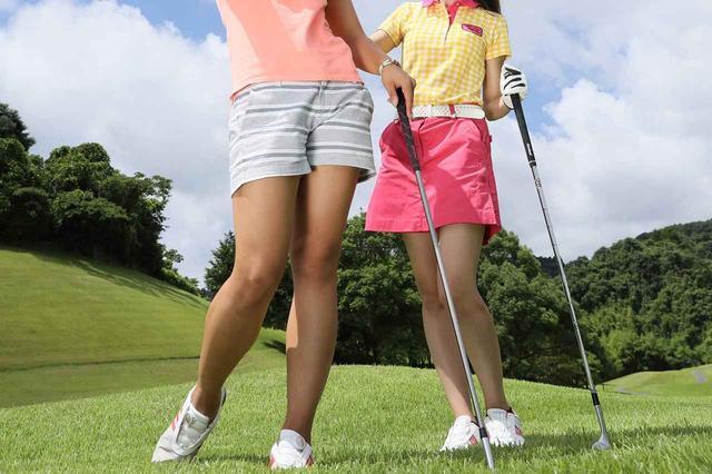 画像: 「ゴルフが好きだから、ゴルフ好きな男性とラウンドできたら楽しいだろうな~」と思って参加した、という声も