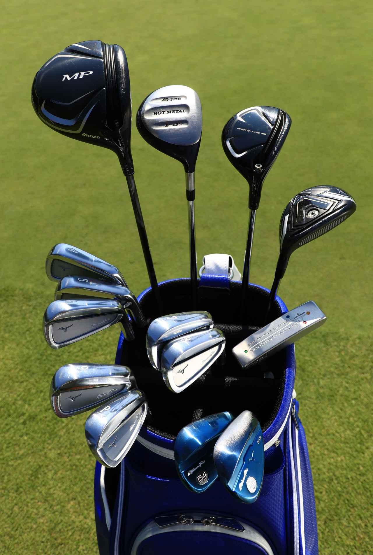 Images : 1番目の画像 - 手嶋多一の14本 - みんなのゴルフダイジェスト