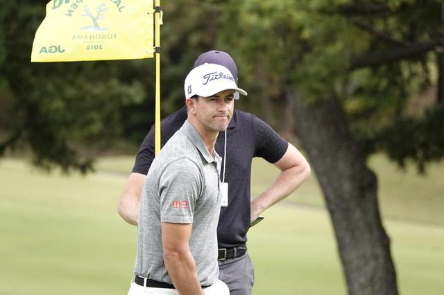 画像: ゴルフが上手くて人格的にも優れているアダム。しかも超イケメン