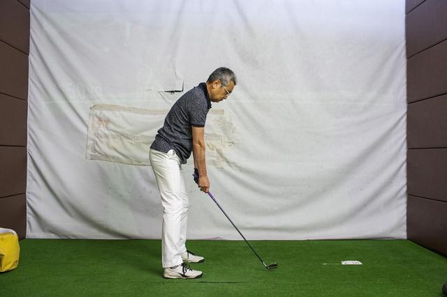 画像: 飯田が最初に設定した4つの視点は「アドレス」、「ビジネスゾーン」、「アプローチ」、「マインドセット」