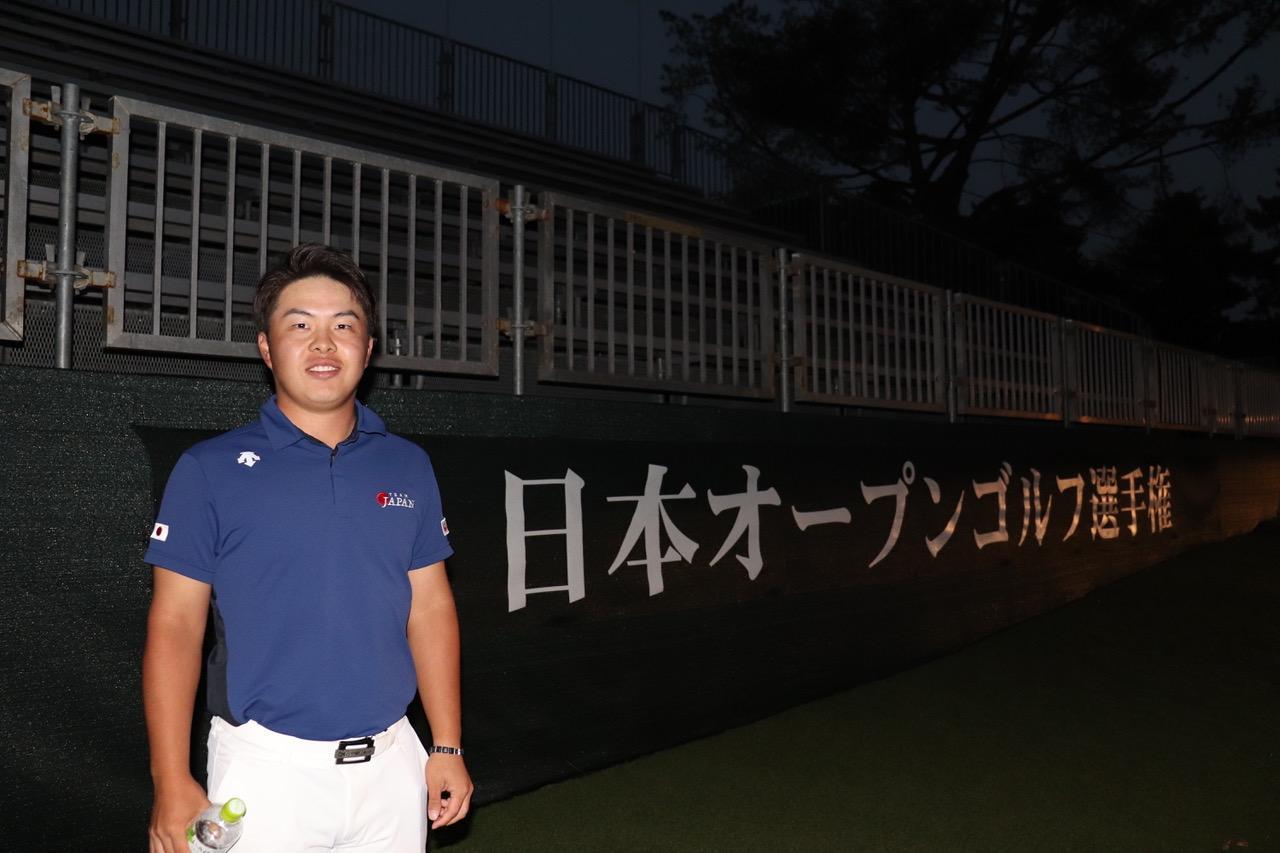 画像: 日本オープンには2015年から連続出場しており、今年で4度目となる今野大喜。16年大会では34位タイに入るなど、期待のアマチュアだ