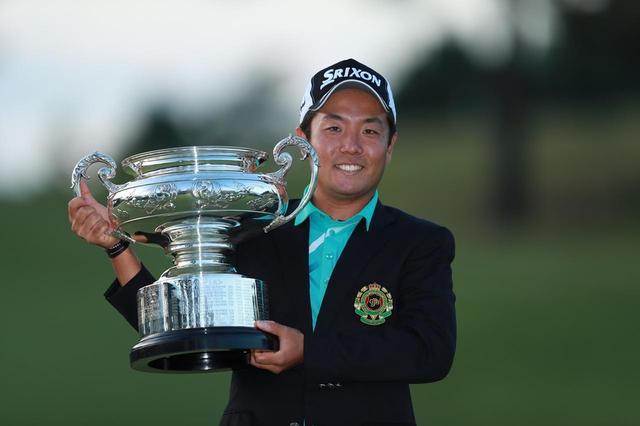 画像: 日本オープンでツアー初勝利を挙げた稲森佑貴