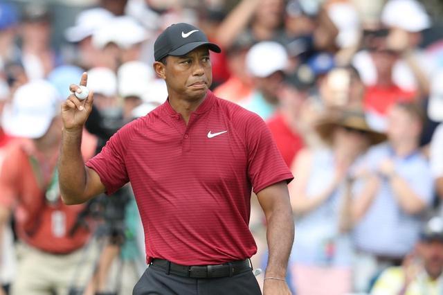 画像: タイガーはすでにサム・スニードの記録を抜いているという説を発表された(写真は全米プロゴルフ選手権)