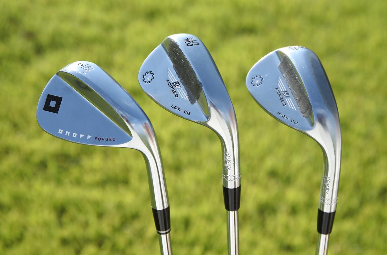 Images : 6番目の画像 - ファン・アルムの14本 - みんなのゴルフダイジェスト