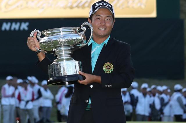 画像: 日本オープンゴルフ選手権で初優勝を挙げた稲森選手(写真は2018年の日本オープンゴルフ選手権 撮影/姉崎正)