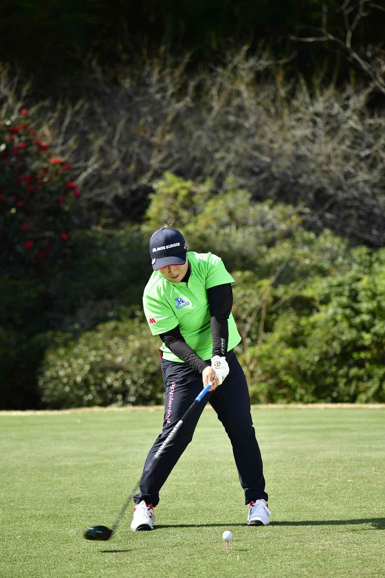 画像 : 13番目の画像 - アン・ソンジュのドライバー連続写真 - みんなのゴルフダイジェスト