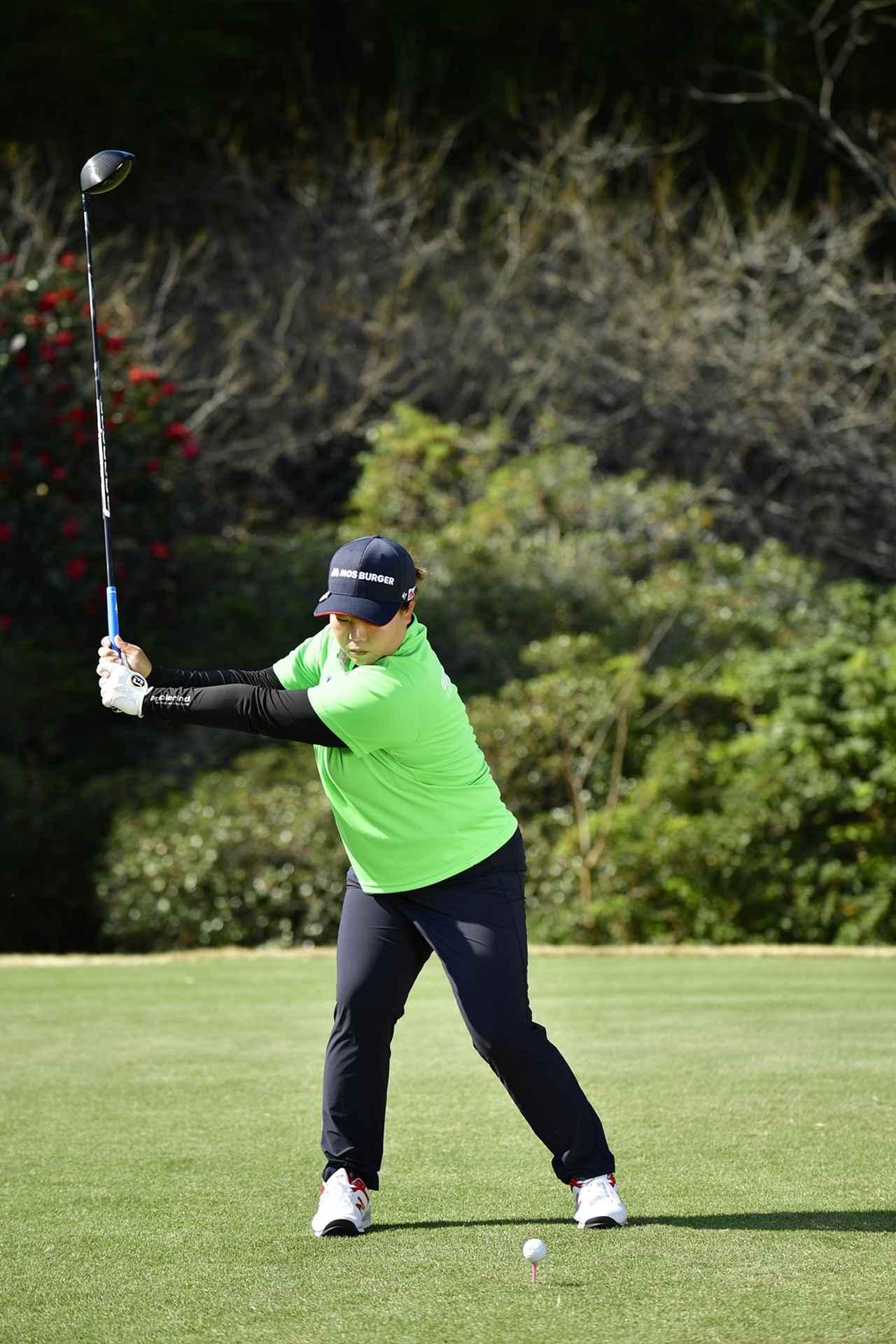 Images : 5番目の画像 - アン・ソンジュのドライバー連続写真 - みんなのゴルフダイジェスト